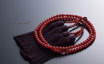 【特級】赤珊瑚本連数珠