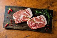沖縄を代表するブランド肉 あぐー豚ステーキ(肩ロース)150g×6袋 安心のあぐー認証シール付