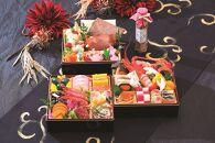 【2021年1月1日お届け】住川啓子の優美食バランス栄養おせち