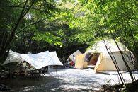 キャンプあかいけ 2021年シーズン利用券3,000円分