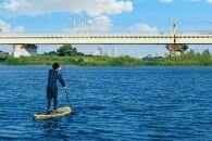 多摩川で水上散歩を楽しもうSUP体験(2.5時間)
