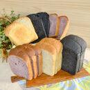 【全3回定期便】身体がよろこぶ食パン3種セット(卵・乳製品不使用)【天然パン工房楽楽】