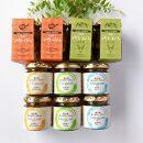 島味アヒージョ【さばぶし】・ジビエコンフィ【屋久鹿】と食べるオリーブオイル3種全10個セット