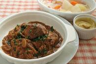 世界の地方料理フランドル地方のビーフシチュー