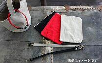 ポーチ、キーリングSet【レッド】(カラー3種類)