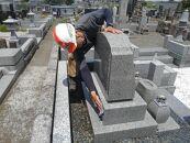 お墓の管理3坪パック