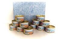 三陸の海からミヤカンさば水煮・味噌煮セット12缶