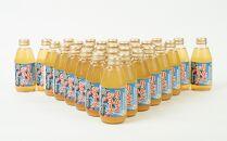 農家の手作り!果汁100%リンゴジュース(200ml×30本)