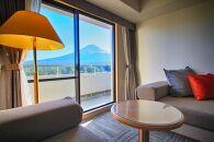 ホテルレジーナ河口湖 「上層階デラックスツインルーム」 1泊2食付き 2名様宿泊券