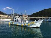 すさみの海での船釣りチケット(1名様分)