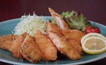国内加工 鮭・いか・白身魚フライセット