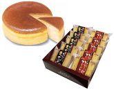 窯出しチーズケーキと土佐ジロー卵の焼き菓子セット