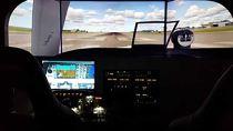 飛行機マグネット&パイロットが教える操縦体験10分