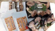 【美馬市産】肉厚生しいたけセット「菌床椎茸セット(8品詰合せ)」
