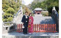 鎌倉で着物の写真撮影を楽しむ。着物レンタル&屋外撮影プラン
