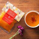 美浦産パプリカのスープ