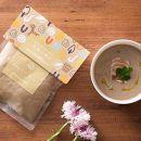 美浦産マッシュルームのスープ