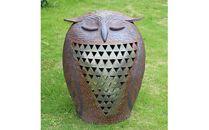 フクロウのランプシェード(小)