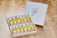 【農園直送便】日本みつばちの柚子蜂蜜ジュレ12本組み