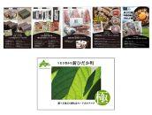 新ひだか町選べる地元の謝礼品カード式カタログ[極](3個タイプ)