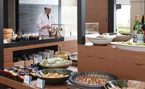◆高島の地産食材満載。和惣菜ランチバイキングチケット(5枚組)