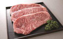 地域ブランド「かながわ牛」サーロインステーキ 260g×3枚