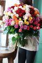 大好きな人だから!108本のプロポーズの薔薇の花束。特別な日に。