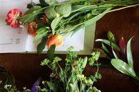 お家でお花を楽しむレッスンキット-1stシーズン「4ヶ月届けます」