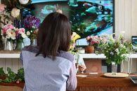 家でお花を楽しむレッスンキット-3rdシーズン「4ヶ月届けます」