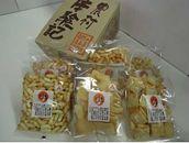 原料は一志米100%自然のまんま「農村体験記BOX」米菓セット