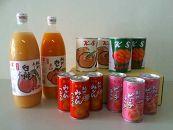 フルーツジュース&缶詰めセット