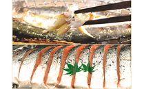 焼くだけで食べられるお魚(かます&甘塩鮭)セット