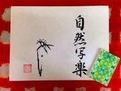 【207】因州和紙スケッチブック&メモ帳セット