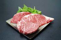 熊野牛 ステーキ食べ比べ3枚セット(共)