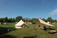 【期間限定】北軽井沢の豊かな自然を感じるスマートキャンプ宿泊券