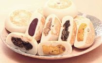 【16個入】もっちり食感!信濃おやき幸庵の天然酵母おやき