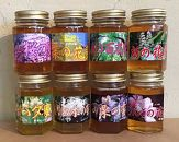 【6本】信濃大町の蜂蜜「山の木の花・草の花蜂蜜」