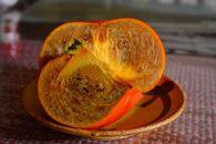 ★10月中旬以降発送★【和歌山県紀北地方の特産品!紀の川柿(4kg)