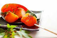 お茶に合う、甘くて冷たい「あんぽ柿(氷温熟成)」