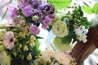 スマホ動画で簡単お花を楽しむレッスンキット「12ヶ月届けます」