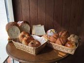 「カントリーサイド」国産小麦100%使用安心素材のパン詰め合わせB