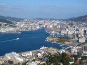 世界文化遺産,長崎斜景を海から望む!出島ワーフ発着・長崎港内プライベートクルージング