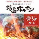 【5パック】麓山高原豚使用のご当地ホルモン!醤油仕立