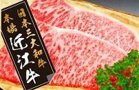 近江牛ステーキ 2枚【N006SM-C】