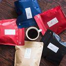 スペシャルティコーヒーおまかせ5種各200g飲み比べセット 豆のまま