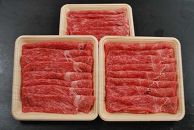 HA08-10 (味匠)九州産黒毛和牛赤身スライス(もも・うで) 900g