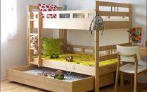 子供の秘密基地2段ベッド