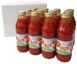 「健康志向の方におすすめ」余市産トマトジュース12本セット