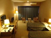 ホテルスポーツロッジ糸満 ツインルーム宿泊券(2泊)