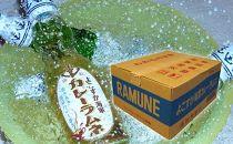よこすか海軍カレーラムネ200ml瓶×30本【ビー玉入り】